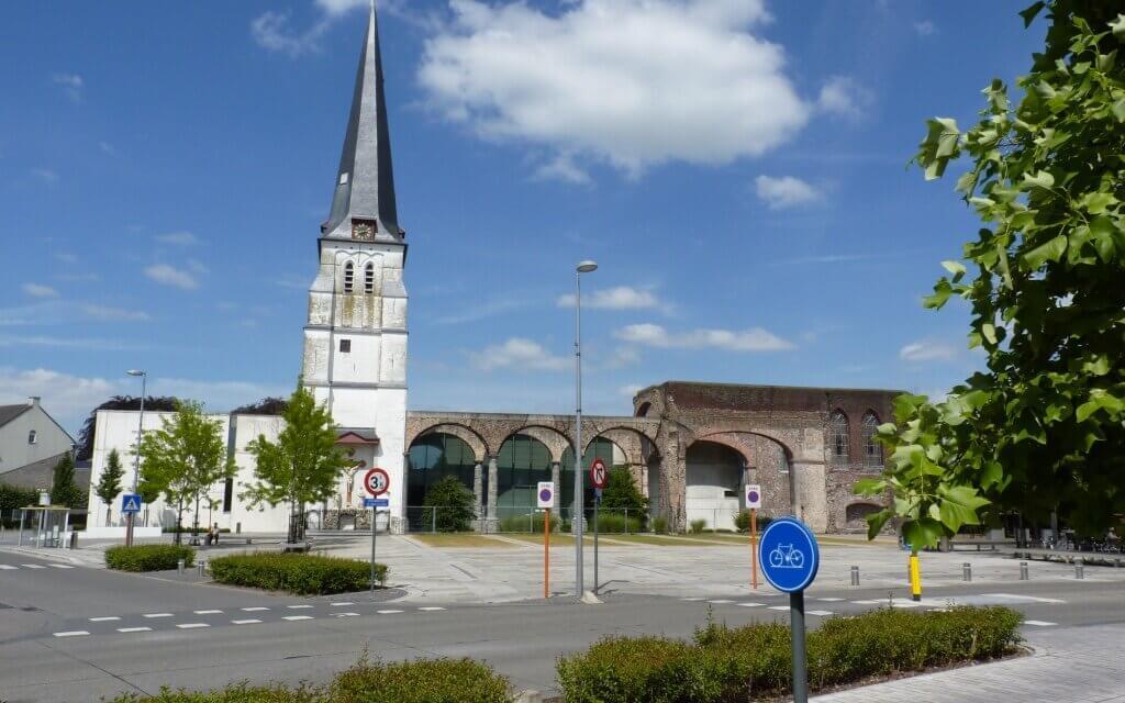 Reiger fietsroute: puur fietsplezier in het Meetjesland.