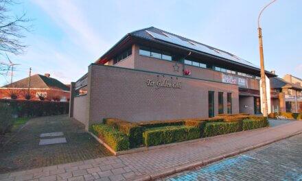 Nieuw mountainbikeparcours in Evergem.