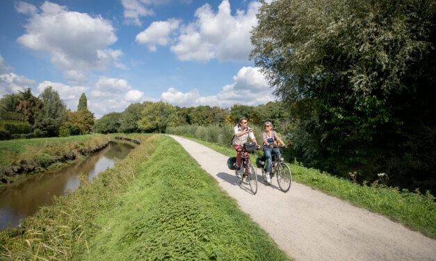 Op de fiets: 15x fietsplezier met je bubbel.