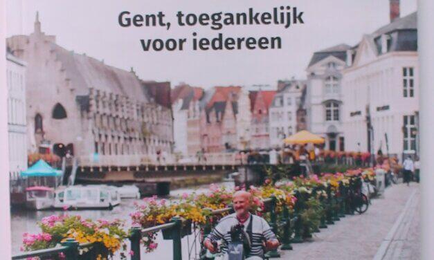 Gent, toegankelijk voor iedereen.